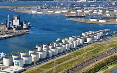 Nieuwbouw Hartel Tank Terminal